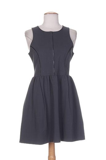 bel air robes femme de couleur gris