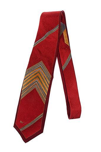 carnaval de venise accessoires homme de couleur rouge