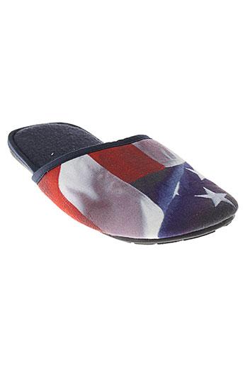 arthur chaussures homme de couleur bleu