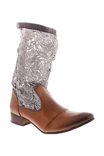 kdopa chaussures femme de couleur marron