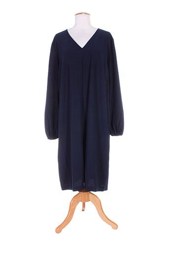 betty et barclay robes et longues femme de couleur bleu