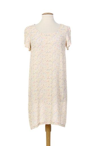 cozete robes femme de couleur beige
