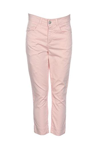 pierre cardin pantacourts femme de couleur rose