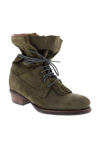 atelier do sapato chaussures femme de couleur vert