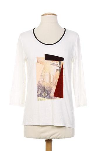 one step chemises femme de couleur beige