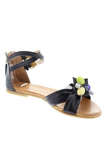 libre et comme et l et air sandales et nu et pieds femme de couleur noir