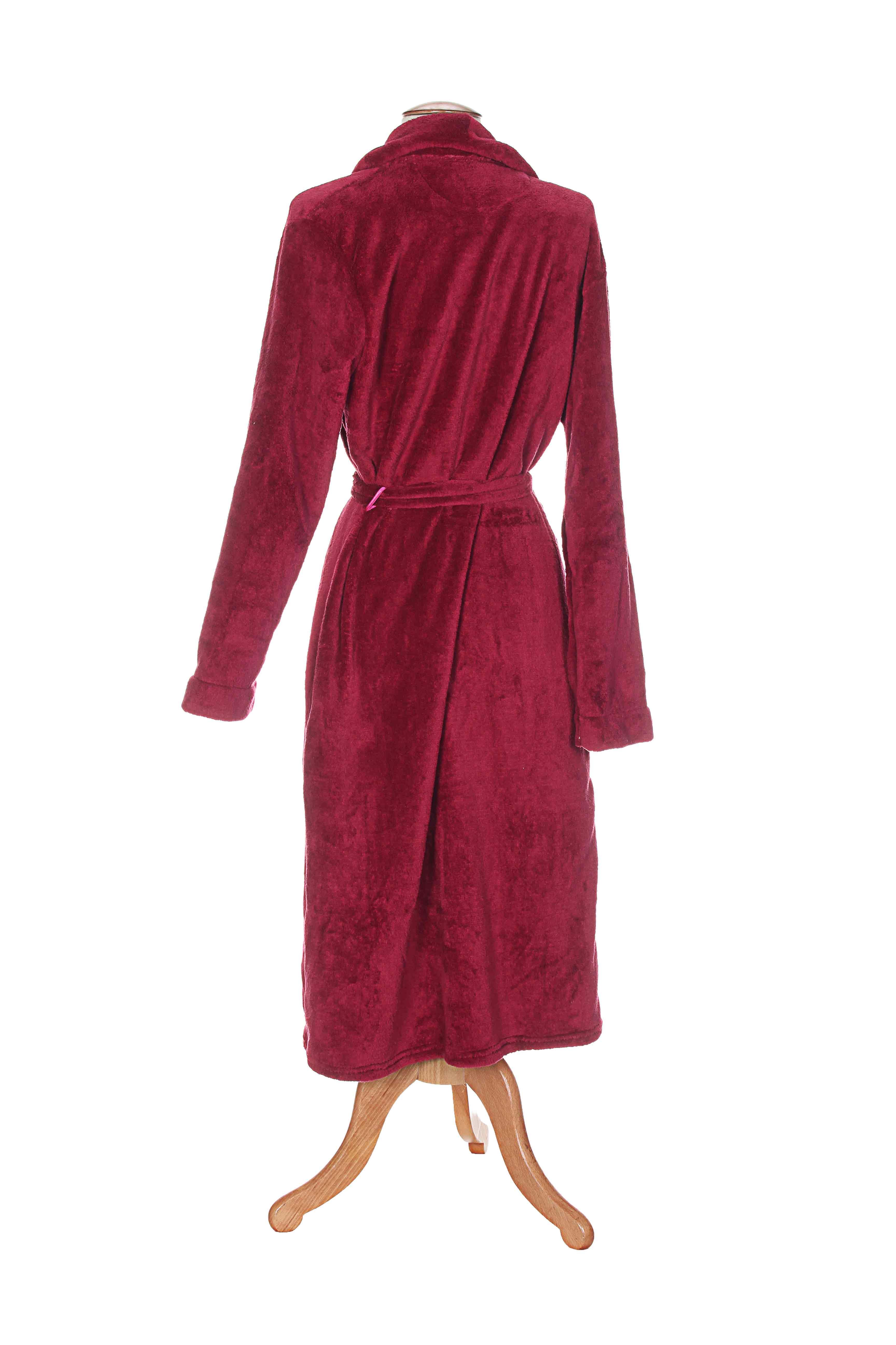 le chat robes de chambre peignoirs femme de couleur rouge. Black Bedroom Furniture Sets. Home Design Ideas