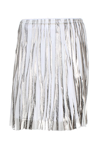 3322 jupes et courtes femme de couleur gris (photo)