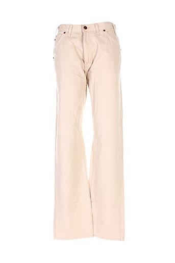 dickies pantalons homme de couleur beige