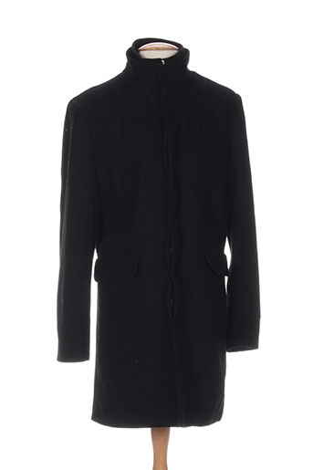 bellfield manteaux homme de couleur noir