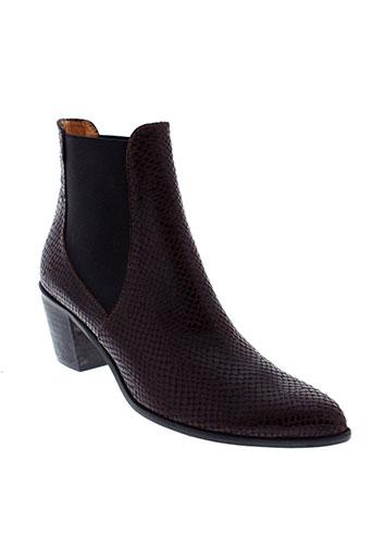new et lovers boots femme de couleur marron