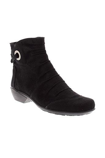 romika boots femme de couleur noir