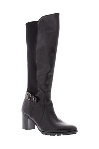 dorking bottes femme de couleur noir
