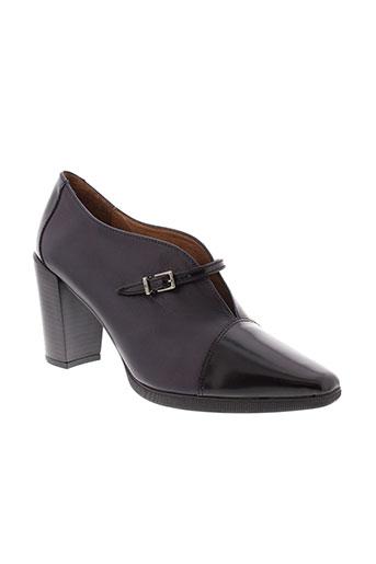 hispanitas boots femme de couleur noir