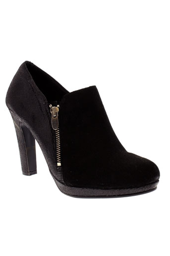 escapade chaussures femme de couleur noir