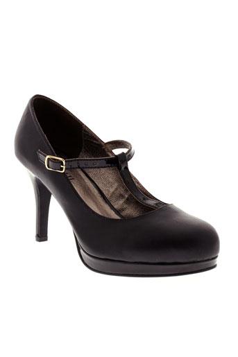 coc'tail chaussures femme de couleur noir