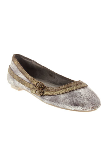 bee.fly chaussures fille de couleur gris