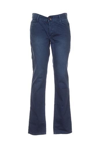 edc et by et esprit pantalons et decontractes homme de couleur bleu