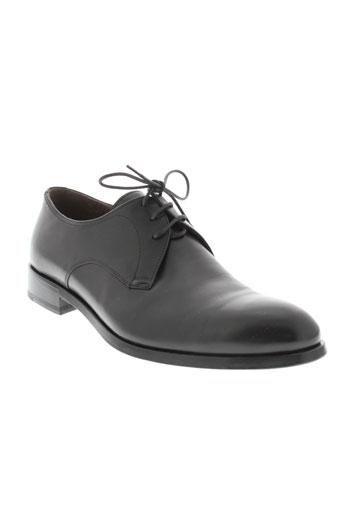 karl lagerfeld chaussures homme de couleur noir