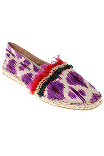 scotch EFFI_CHAR_1 soda chaussures femme de couleur violet