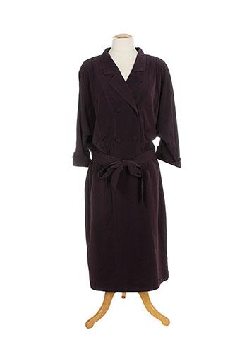 jean claire robes femme de couleur violet