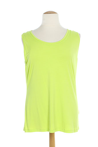 basler t et shirts et tops femme de couleur vert