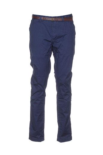 scotch EFFI_CHAR_1 soda pantalons homme de couleur bleu