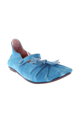 bill tornade chaussures fille de couleur bleu