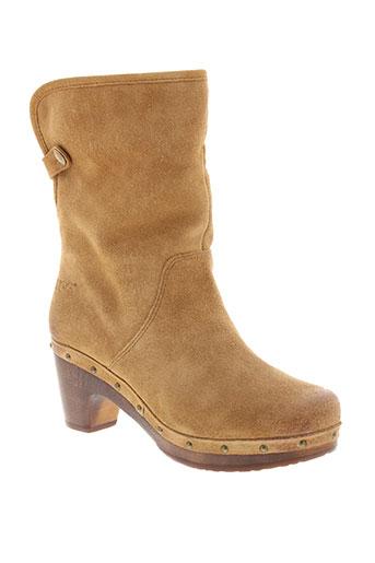 ugg boots femme de couleur beige