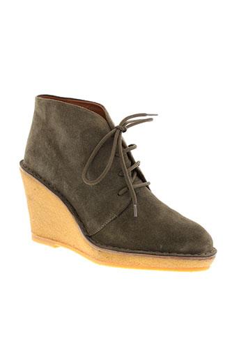 marc jacobs chaussures femme de couleur gris