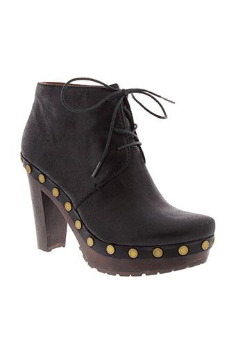 marc et jacobs boots femme de couleur noir