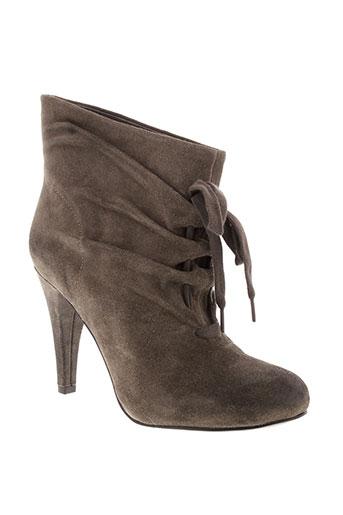 ash boots femme de couleur beige