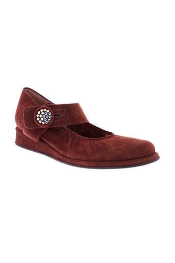 accessoire diffusion chaussures femme de couleur rouge