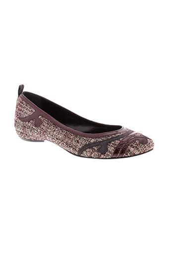 maloles chaussures femme de couleur rouge