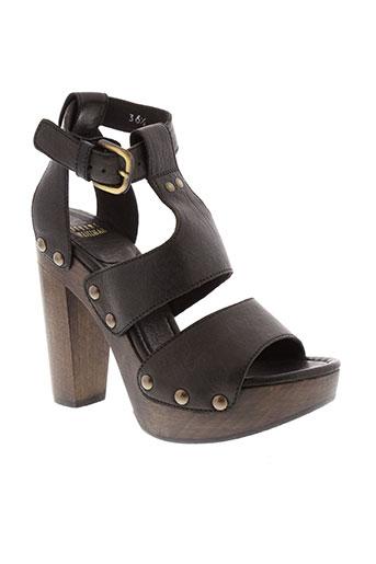 stuart et weitzman sandales et nu et pieds femme de couleur noir