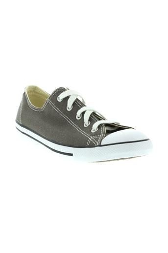 converse baskets homme de couleur gris
