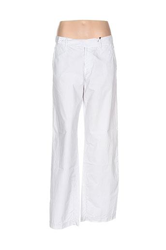 hel-s pantalons femme de couleur gris