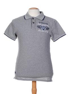 Produit-T-shirts / Tops-Homme-PAUL STRAGAS