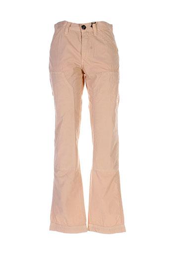 murphy et nye pantalons et decontractes homme de couleur beige