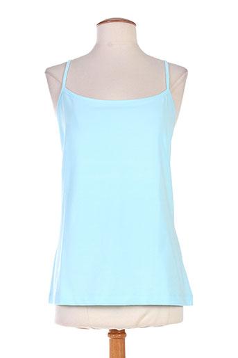 sandwich t et shirts et tops femme de couleur bleu