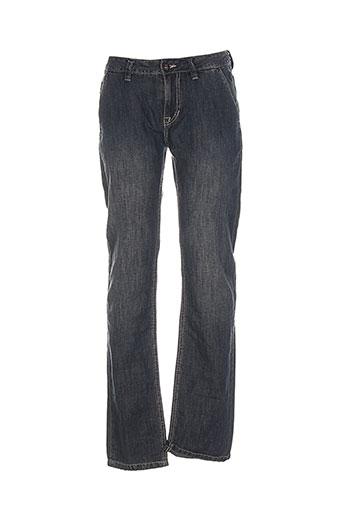 tom tailor pantalons homme de couleur bleu