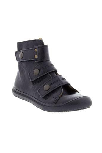 bellamy boots garcon de couleur noir