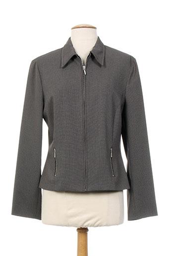 20 et 20 vestes femme de couleur gris (photo)