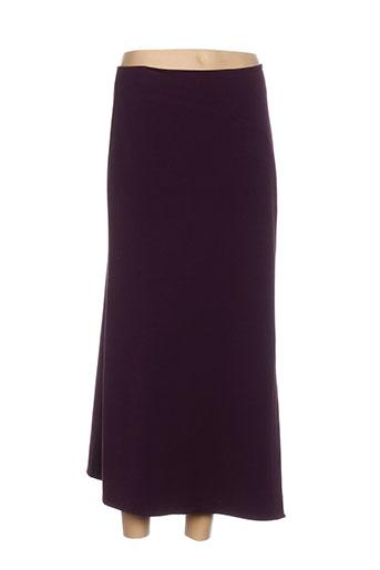 20 et 20 jupes et longues femme de couleur violet (photo)
