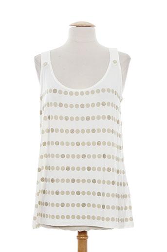 ananke chemises femme de couleur beige
