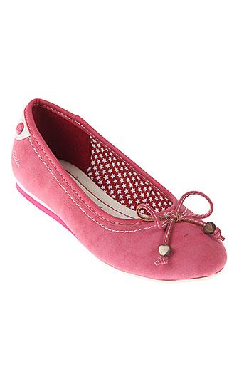 tom et tailor ballerines fille de couleur rose