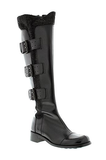 ippon et styl bottes femme de couleur noir