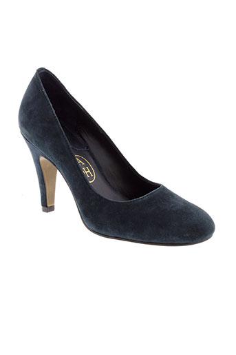 ash escarpins femme de couleur bleu