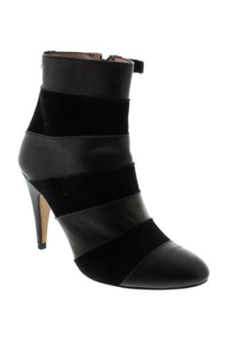 gianfranco et ferre boots femme de couleur noir