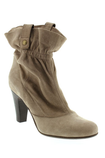 fru.it chaussures femme de couleur beige